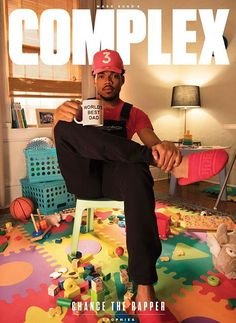 chance the rapper's complex cover
