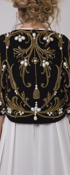 Azzi & Osta Automne-hiver 2016-2017 - Haute couture - http://fr.orientpalms.com/Azzi-Osta-6468
