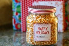 96 homemade gifts in a jar - includes food, gifts, useful things...
