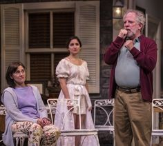 Vanya and Sonia and Masha and Spike Review - Chicago Premiere of Brilliant Comedy a Must-See   Splash Magazines   Chicago