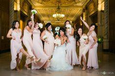 Millennium Biltmore Hotel Wedding | Sheila & Robert