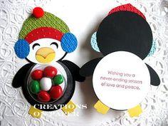 Penguin Punch Art Projects
