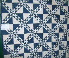 Vrooman's quilt, mid 1800's,022.JPG (1600×1348)