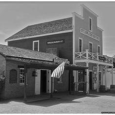 Wells Fargo Bank in Old Town, San Diego.
