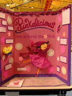 School Reading Fair Projects