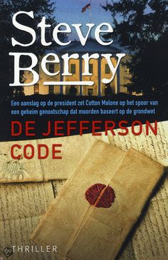 Steve Berry - De Jefferson code
