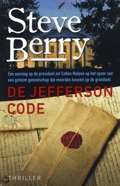 Steve Berry - De Jefferson code