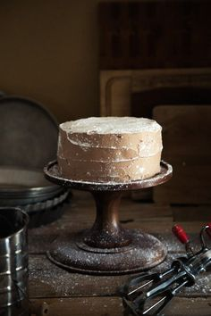 Brownie Mousse Cake by