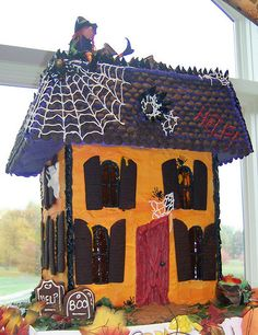 Our haunted gingerbread house we made today :) | Things I've Tried on ghostly manor haunted house, cartoon haunted house, haunted house blank template, the scarehouse haunted house, inflatable haunted house, haunted turkey house, haunted winter house, haunted cookie house, raymond hill mortuary haunted house, animated haunted house, haunted victorian houses, haunted houses in texas, fun spot orlando haunted house, the scariest most haunted house, simple spooky house, haunted gingerbread tree, haunted house moon, haunted houses in alabama, haunted irish houses, haunted family house,