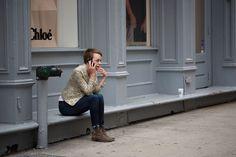 On the Street…..Greene St., New York