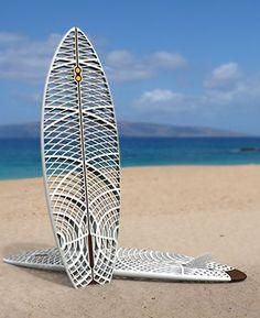 Planche de surf sur mesure imprimée en 3D : Article no 12