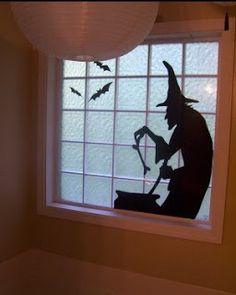 Decoração de janela