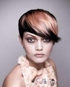 15 Two Tone Hair Color Ideas for Short Hair