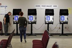 Troubles at the Election Assistance Commission could undermine the effort to safeguard the 2020 presidential contest from foreign meddling. Voter Registration Form, Kennesaw State, Voting System, Democrats And Republicans, The Agency, Leadership, Georgia, At Least, Federal
