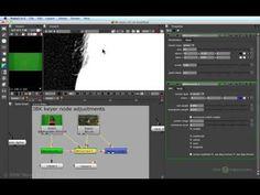 Nuke, Basic Workflows, Image Based Keyer (IBK) - Part 2