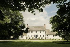 Fairfield, Connecticut - my aunt lived in a mansion at least this big. We ate fresh lobster by her indoor pool when we visited. (1998)