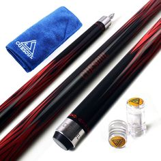 A game of pool is a very sophisticated game which involves all the players to concentrate and use one strike to get any of the bonus balls into the table Pool Sticks, Billiards Game, Pearl Paint, Look Good Feel Good, Pool Cues, One With Nature, Pool Table, Cool Pools, Paint Finishes