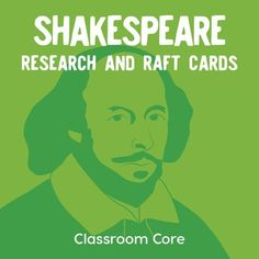 Shakespeare research can be fun! In this activity, students enjoy researching the time period and background of Shakespeare as they assume various roles and tasks outlined by the RAFT cards. RAFT (Role, Audience, Format, Task) is a differentiated writing strategy that helps students understand their role as writers for specific audiences (not just for their teachers!).