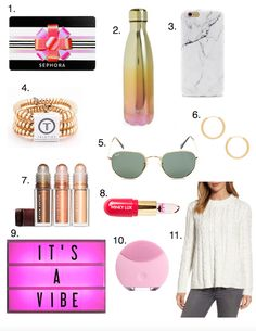 Holiday Gift  Guide: The Best Gifts For Teenage Girls
