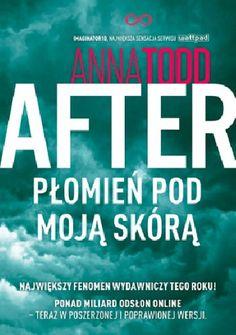 Okładka książki After. Płomień pod moją skórą