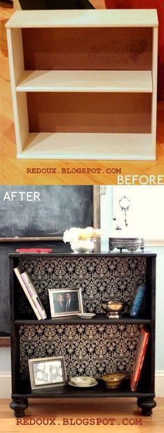 Blah+Bookshelf+to+Ballards+Knockoff