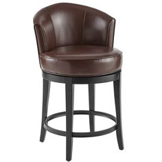 pvc Isaac Swivel Counterstool - saddle, counter stool $219.99 SALE $249.95