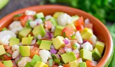 Many people seem to think ceviche is difficult to make, but actually it's relati... - Provided by The Daily Meal