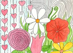 Looking for easy pictures to draw? These ideas will help you build confidence in your drawing while creating recognizable artwork. On Craftsy!