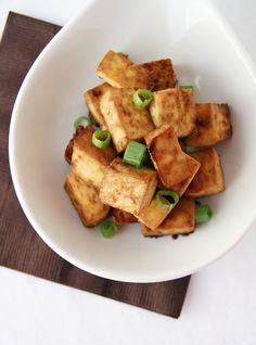 Easy Baked Tofu « Natural Noshing
