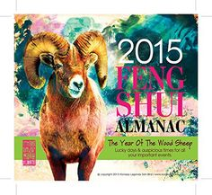 Feng Shui Almanac 2015 Feng Shui Books, Lucky Day, Sheep, Camel, Calendar, Store, Projects, Storage, Life Planner