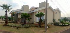 Fachada residencial   #jardinsquefiz