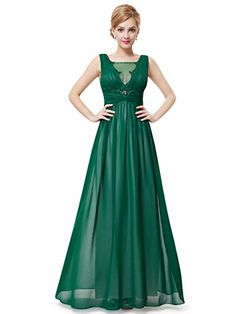 Vampal Elegant Emerald Green Sleeveless Chiffon Prom Dresses With Lace Trim 8 Emerald Green Vampal http://www.amazon.com/dp/B014VXT8GS/ref=cm_sw_r_pi_dp_AMHzwb13GP59E