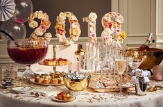 How to Host a Chic New Year's Eve Party