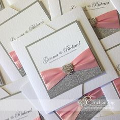 Latest Free New Wedding Invitations Diy Handmade Silver Glitter Ideas Popular Wedding Invitation Cards-Our Recommendations Once the time of your wedding is set and the Place is b Wedding Invitations Diy Handmade, Country Wedding Invitations, Wedding Invitation Cards, Wedding Stationery, Wedding Cards, Wedding Events, Pocketfold Invitations, Diy Invitations, Invitation Ideas