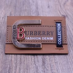 Source new style pu leather sewing labels with metall badge for jeans on m.alibaba.com Leather Label, Sewing Leather, Pu Leather, Sewing Labels, Fashion Logo Design, Tag Design, Pants Pattern, Hang Tags, Denim Fashion