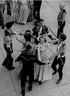 history of square dance - Google Search