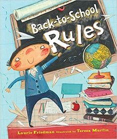 It's back to school time! Start your school year right with these picture book read alouds that are perfect for setting up your classroom rules and procedures! 1st Day Of School, Beginning Of The School Year, Back To School Night, School Starts, Starting School, School Daze, School Boy, Back To School Activities, Writing Activities