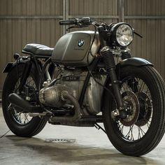 BMW Boxer (probably R100) Custom