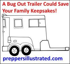 Wildfire Evacuation Preparedness – Be Ready To Bug Out! --Article written by Patty Hahne on August 11, 2014