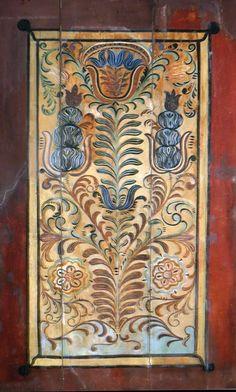 Tree of life - Noszvaj - Hungary Tree Of Life, Hungary, Folk Art, Decor, Decoration, Popular Art, Decorating, Deco