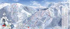 Bardonecchia Piste Map (High resolution / .JPEG) #bardonecchia #skiing #italy