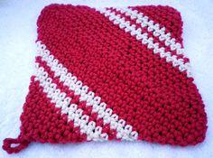 Hey, I found this really awesome Etsy listing at https://www.etsy.com/listing/84625495/crochet-potholder-christmas-potholder