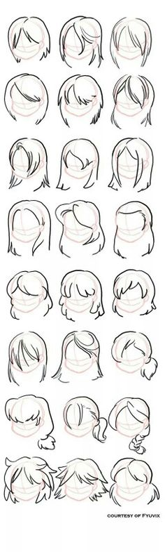 different hair styles for inspiration