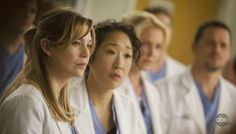 Geez! I've started from the beginning, and I'm hooked! Ahh! |Grey's Anatomy