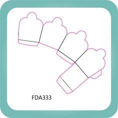 Faca Corte e Vinco FDA333 - Caixeta Prática 2