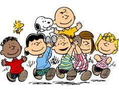 love peanuts characters