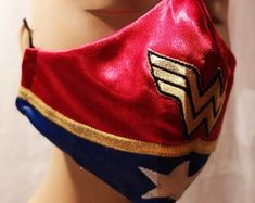 pinkpurr on Etsy Wonder Woman Mask, Vintage Style Outfits, Vintage Fashion, Super Hero Costumes, Awesome Costumes, Comic Con Cosplay, 1950s Dresses, Tea Dresses, Party Dresses