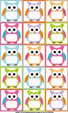 (Free Owl Label Templates) Back to School,Classroom,Classroom ideas,Fourth Grade, Owl Theme Classroom, Preschool Classroom, In Kindergarten, Classroom Teacher, Owl Preschool, Classroom Ideas, Classroom Birthday, Classroom Labels, Owl Labels