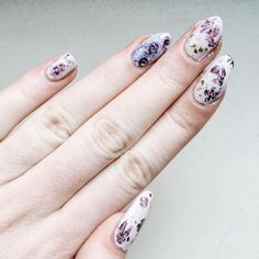 SARAH BOCKRATH — Waiting for my nails to grow back