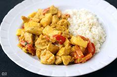 Garam Masala, Atkins, Kung Pao Chicken, Low Carb Recipes, Sweet Potato, Paleo, Potatoes, Diet, Vegetables